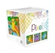 PixelHobby Pixel kubus vogels 29008