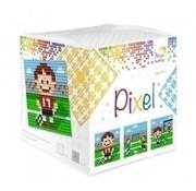 PixelHobby Pixel kubus voetbal 29007