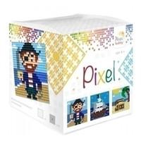 Pixel kubus piraten 29009