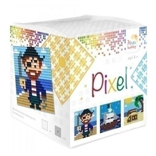 PixelHobby Pixel kubus piraten 29009