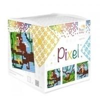 Pixel kubus aapje 29004