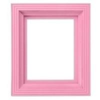 Pixelhobby lijst roze