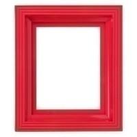 Pixelhobby lijst rood