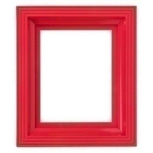 PixelHobby Pixelhobby lijst rood