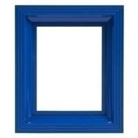 Pixelhobby kunststof lijst blauw
