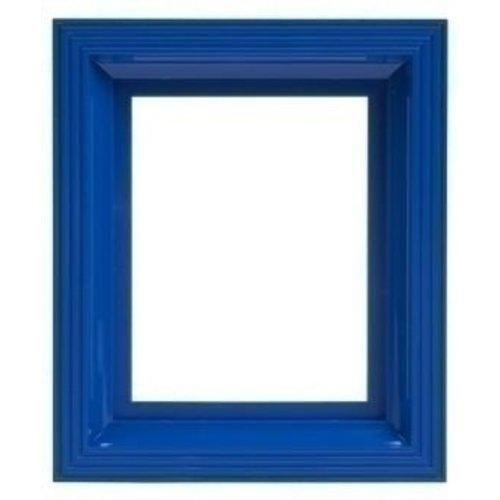 PixelHobby Pixelhobby kunststof lijst blauw