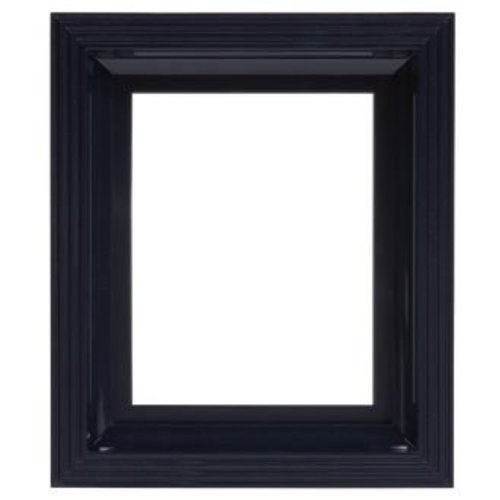 PixelHobby Pixelhobby kunststof lijst donkerblauw/zwart