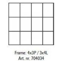 Pixelhobby lijst 4x3P 3x4L