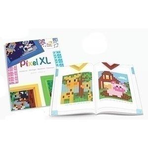 PixelHobby Pixelhobby A5 patronenboekje Pixel XL 21076