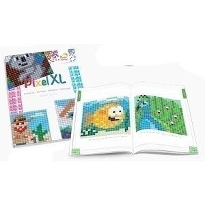 PixelHobby Pixelhobby A5 patronenboekje Pixel XL 21077