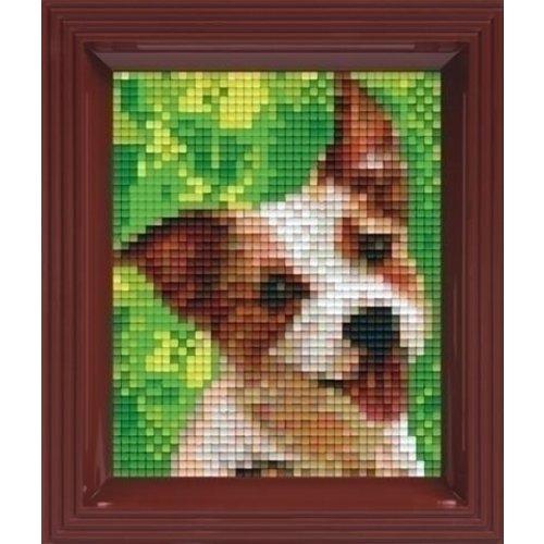 PixelHobby Pixelhobby Geschenkverpakking Terrier 31320