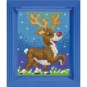 PixelHobby Pixelhobby Geschenkverpakking Rendier 31417