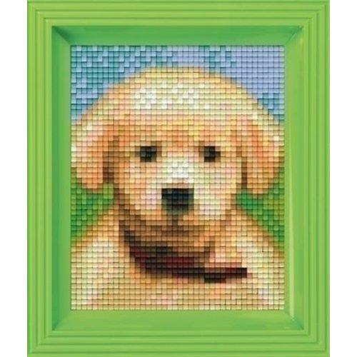 PixelHobby Pixelhobby Geschenkverpakking Puppy 31322