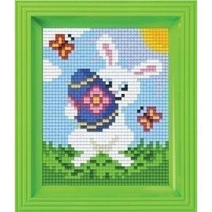 PixelHobby Pixelhobby Geschenkverpakking Paashaas 31398