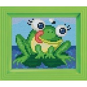 PixelHobby Pixelhobby Geschenkverpakking Kikker 31408