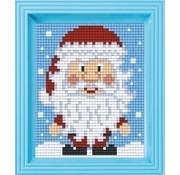 PixelHobby Pixelhobby Geschenkverpakking Kerstman 31420