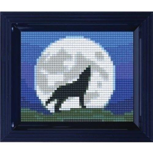 PixelHobby Pixelhobby geschenkset Wolf 31213