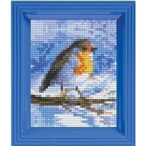 PixelHobby Pixelhobby geschenkset Roodborstje 31234