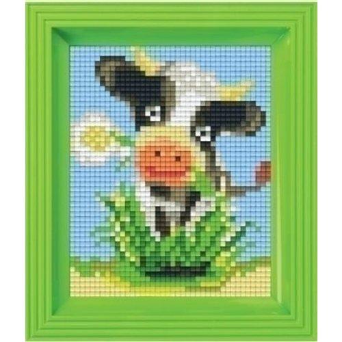 PixelHobby Pixelhobby geschenkset Koe 31205