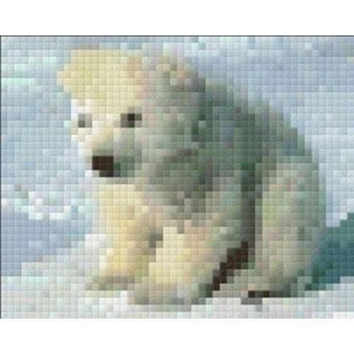 PixelHobby Pixelhobby set poolbeertje 31036