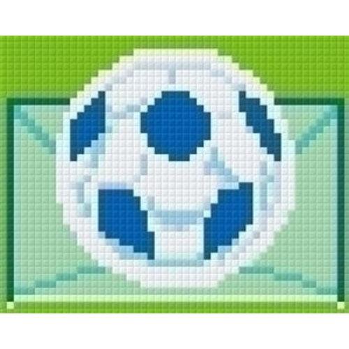 Pixelhobby Pixelhobby Set Voetbal 31117