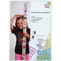 Pixelhobby groeimeter
