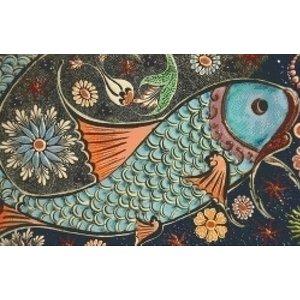 PixelHobby Pixelhobby Patroon 5581 Mozaiek Vis