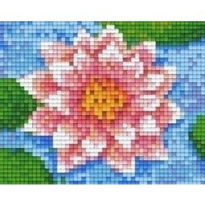 PixelHobby Pixelhobby patroon Lotus Bloem 801338