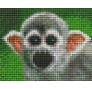 PixelHobby Pixelhobby patroon 801300 Doodskopaapje