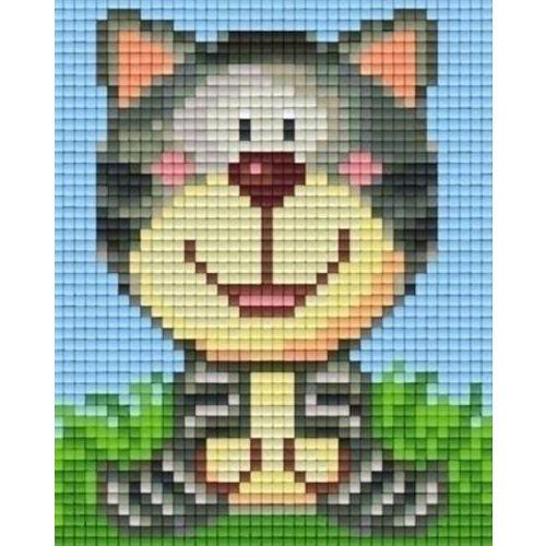 PixelHobby Pixelhobby Patroon 801346 Poesje