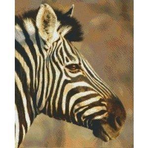 PixelHobby Pixelhobby Patroon 816186 Zebra
