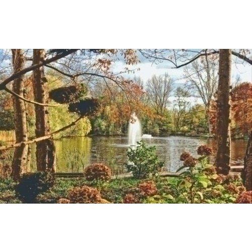 PixelHobby Pixelhobby patroon 5577 Fontein in het Park