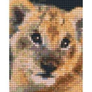 PixelHobby Pixelhobby Patroon 801323 Welp