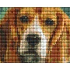 PixelHobby Pixelhobby patroon 801301 Beagle