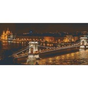 PixelHobby Pixelhobby patroon 5393 Chain Bridge Boedapest