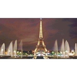 PixelHobby Pixelhobby patroon 5551 Eiffeltoren bij Nacht