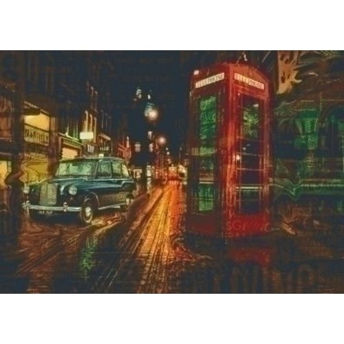 PixelHobby Pixelhobby patroon 5573 Londen