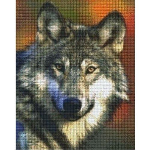 PixelHobby Pixelhobby patroon 825007 Wolf