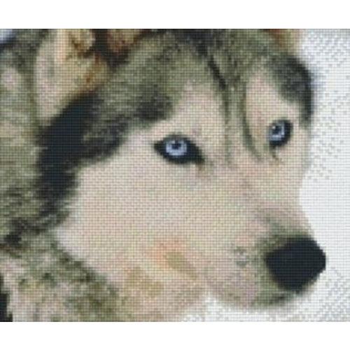 PixelHobby Pixelhobby patroon 806145 Husky