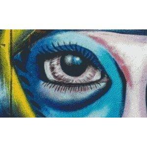 PixelHobby Pixelhobby patroon 5423 Art Eye
