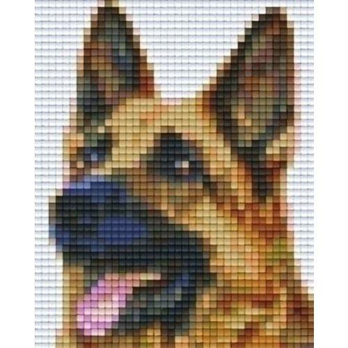 PixelHobby Pixelhobby patroon 801313 Hond