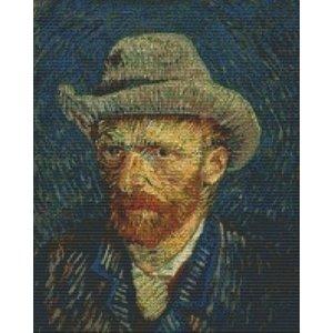 PixelHobby Pixelhobby patroon 816004 Vincent van Gogh