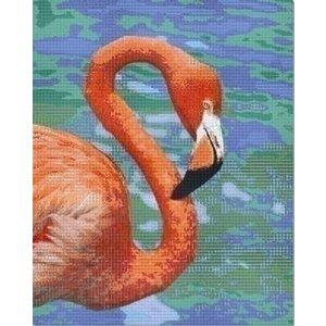 PixelHobby Pixelhobby patroon 836029 flamingo