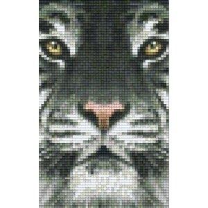 PixelHobby Pixelhobby patroon 802107 Tijgerhoofd