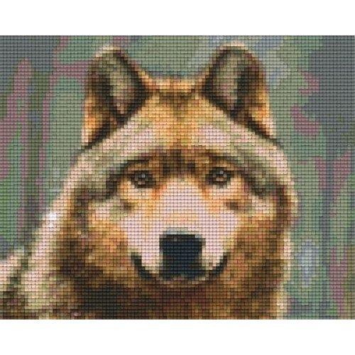 PixelHobby Pixelhobby patroon 804444 Wolf