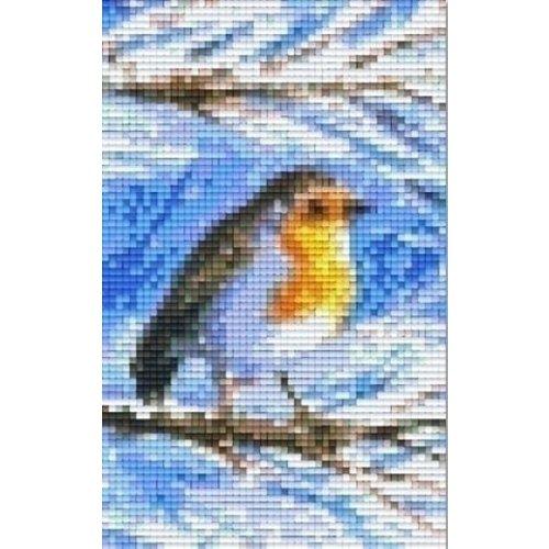 PixelHobby Pixelhobby patroon 802040 Roodborstje