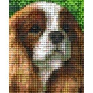 PixelHobby Pixelhobby patroon 801319 Hond