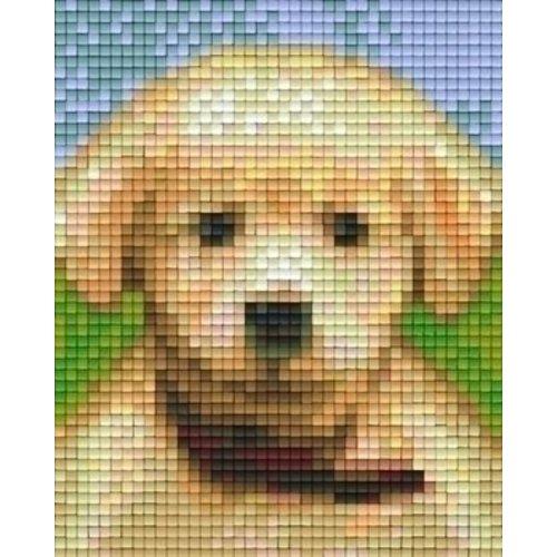 PixelHobby Pixelhobby patroon 801322 Puppy