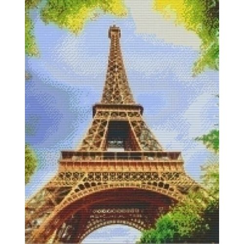 PixelHobby Pixelhobby patroon 816207 Eiffentoren Parijs