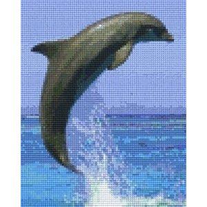 PixelHobby Pixelhobby patroon 804223 Dolfijn